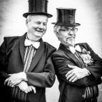 Peter Mehlfeld und Uli Golz (Liedermacher und Entertainer) 2015